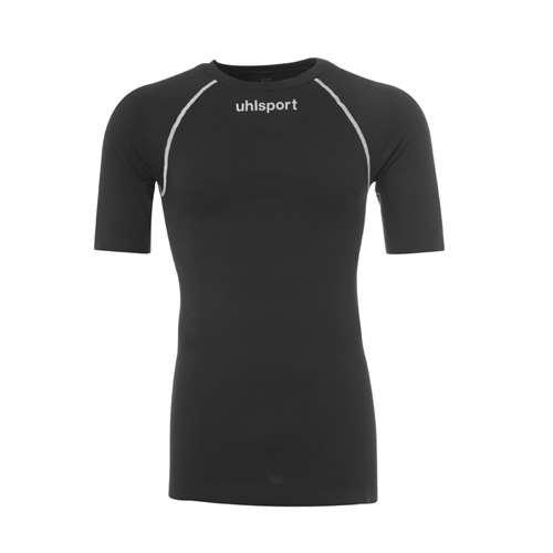 Uhlsport Thermo Shirt Zwart-S/M