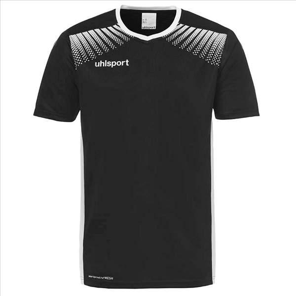 Uhlsport Keepersshirt Korte Mouwen Zwart