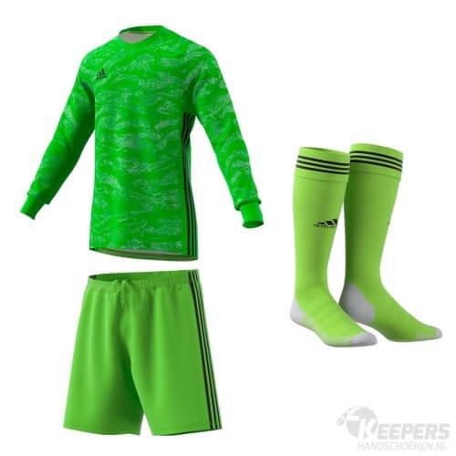 Adidas Pro Keeperstenue Groen