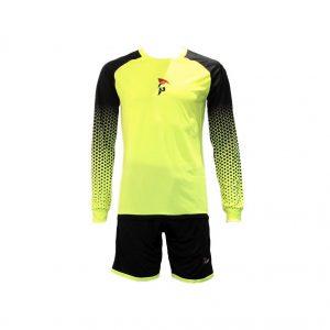 Gladiator Sports Keeperstenue Black Yellow