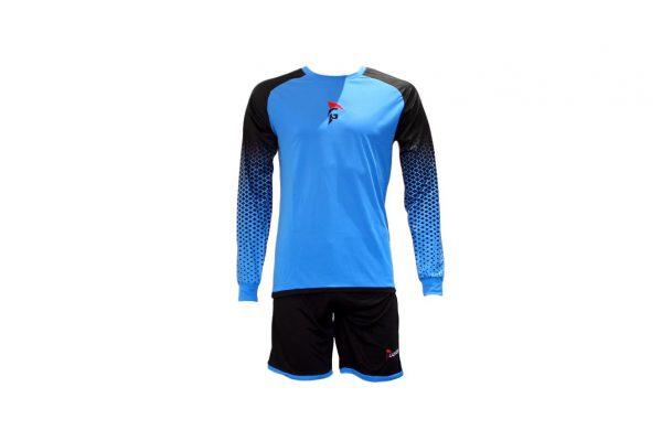 Gladiator Sports Keeperstenue Blue Black