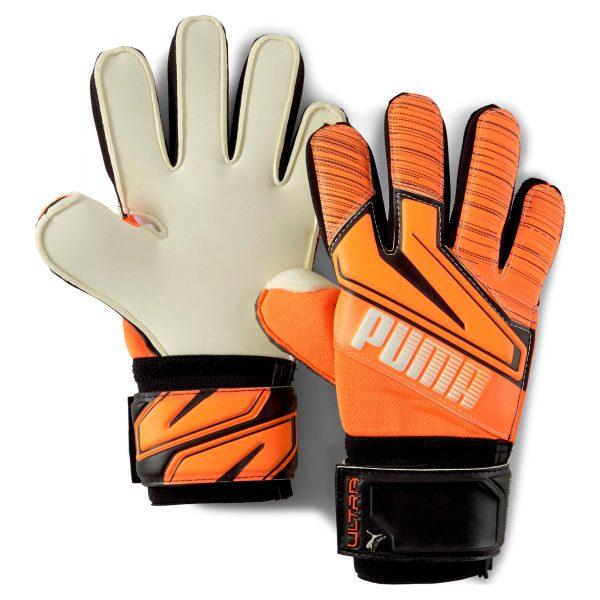 Puma Ultra Grip 1 Junior RC Orange/Black/White
