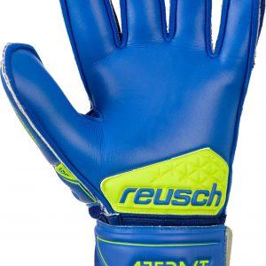 Reusch Attrakt SG Extra Finger Support Deep Blue