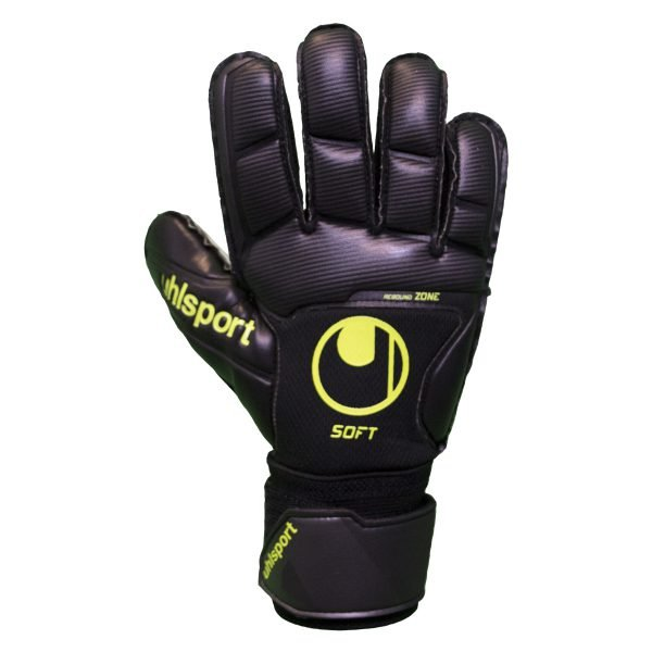 Uhlsport Soft Pro Limited Edition Black/Fluo Yellow