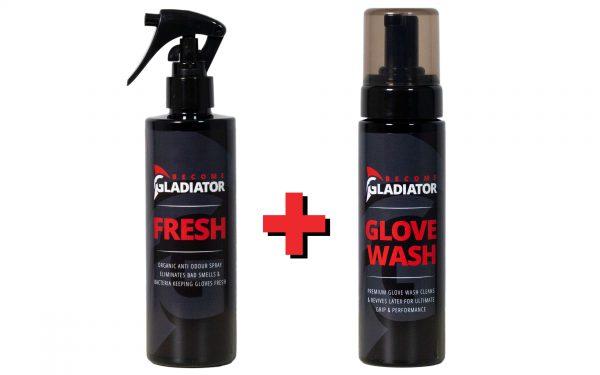 Gladiator Sport Fresh & Wash Duo Pack