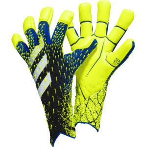 Adidas Predator GL Pro Hybrid Blue Solar Yellow