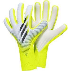 Adidas X GL Pro Solar Yellow White