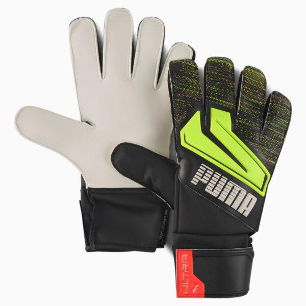 Puma Ultra Grip 1 Junior Black Yellow